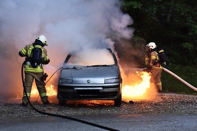 pompier qui utilise agendis