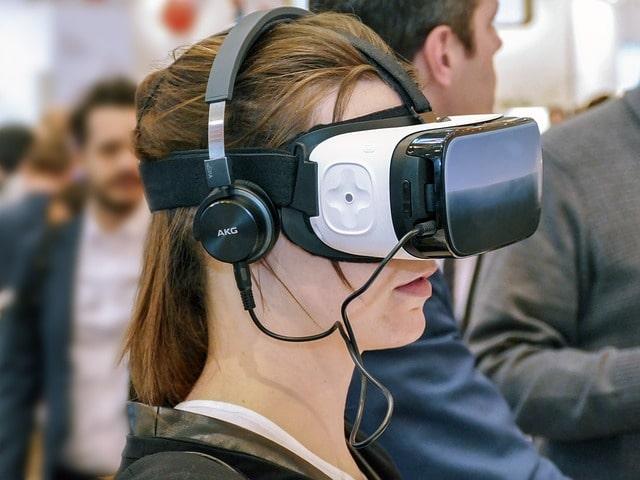 se former à l'aide de la réalité virtuel