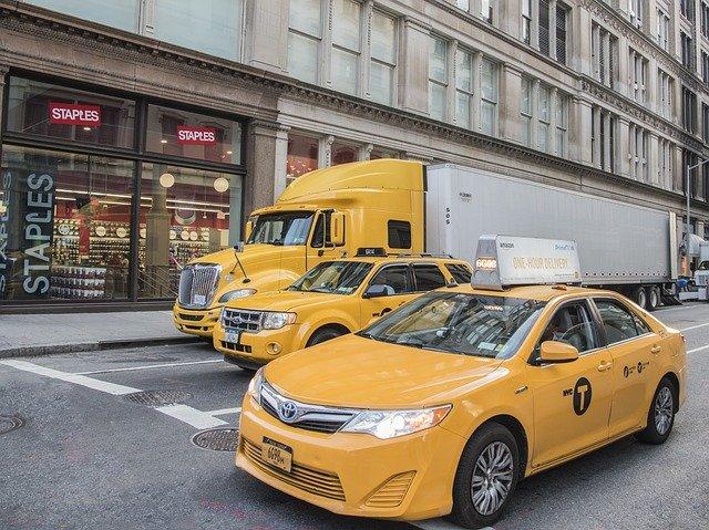taxis colis pour expédier un colis